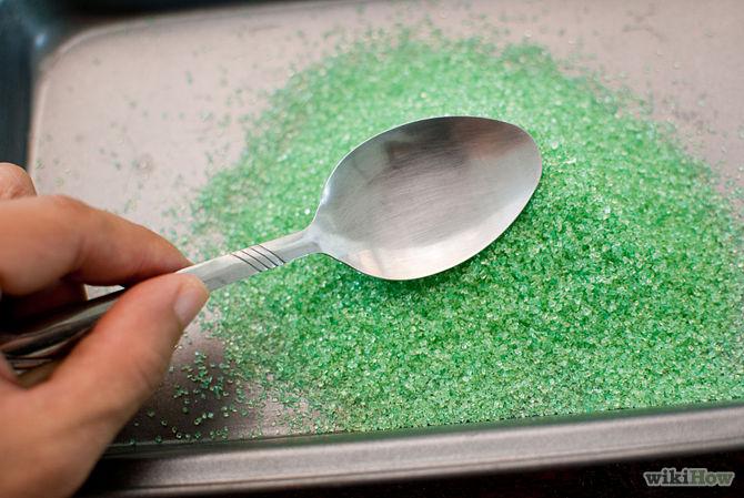 Purpurina de sal