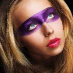 Maquillaje purpurina