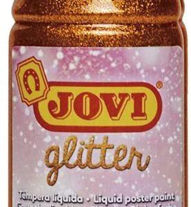 Jovi - Témpera líquida glitter (bronce)